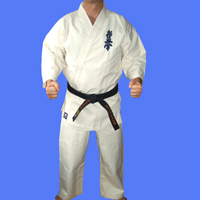 Kyokushin ISAMI-Japan Karate uniform Art.No.152