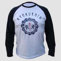 Kyokushin Long T-shirt Art.No.114