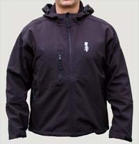 Kyokushin Softshell hooded Jacket art.No 125