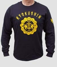 Kyokushin long shirt art.no.119