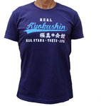 Kyokushin Karate vintage T-shirt art.no 050
